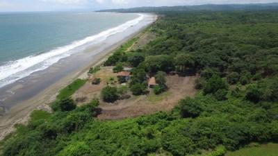 Chumico Panama Beachfront Land For Sale in Pedasi