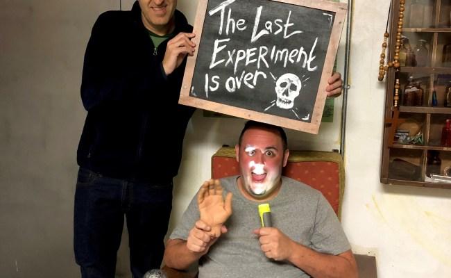 Review Escapade Games The Last Experiment Fullerton