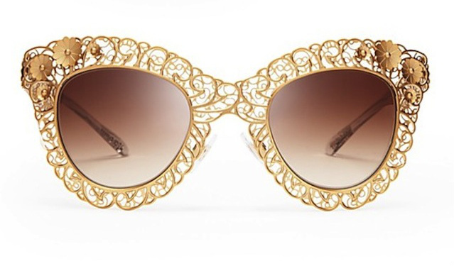 Image result for dolce and gabbana jeweled sunglasses