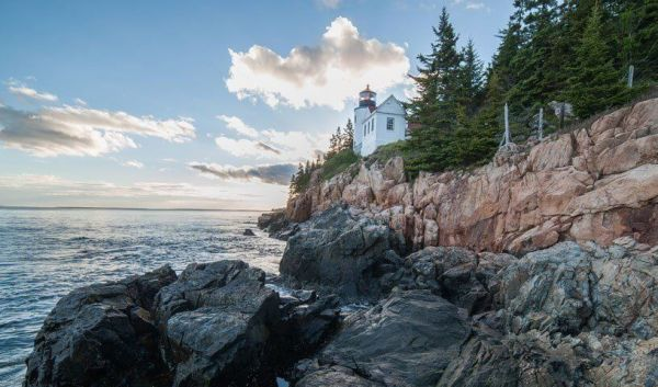 Kent Bass Harbor Acadia National Park Maine