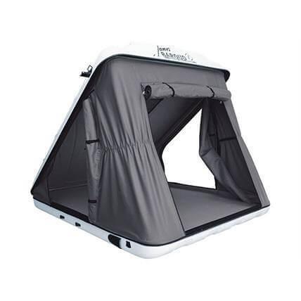 Rooftop camper tent hardshell James Baroud campervan extra accessory