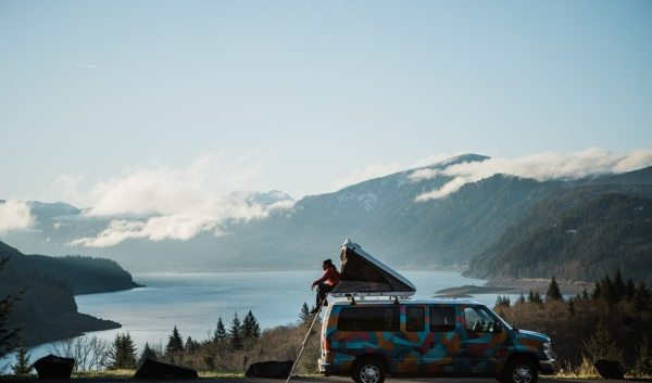 Olympic Peninsula Washington Campervan Road Trip