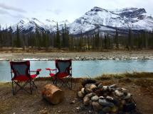 guide dispersed camping in canada