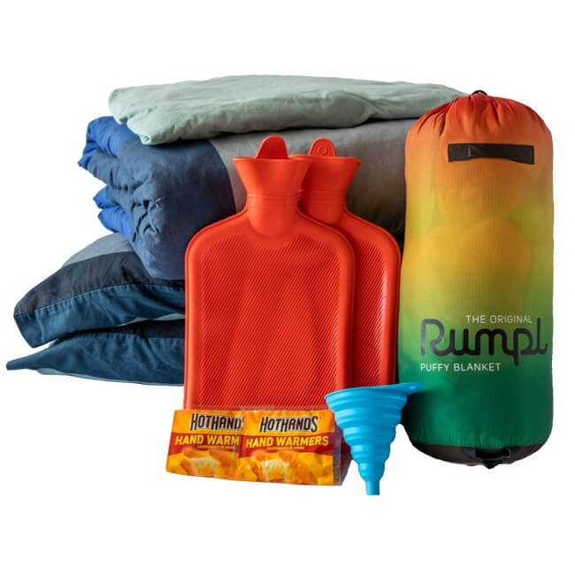 Eco-Friendly Travel pack