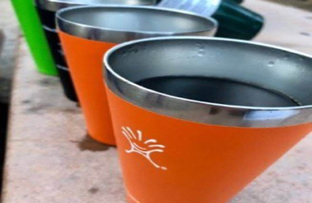 Eco-Friendly travel cups