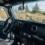 jeep camper interior dash