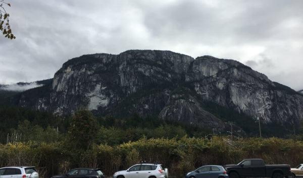 Squamish Chief Mountain