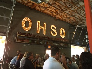 Enjoyed special lunch at OHSO Paradise Valley sponsored by First Arizona Title for the North 32nd Home Tour.