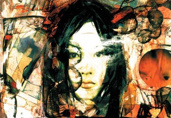 1 David Choe