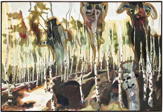 Mamma Andersson Landscape