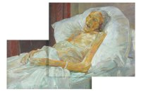 """Daphne Todd's """"Last portrait of my mother,"""" 2010"""