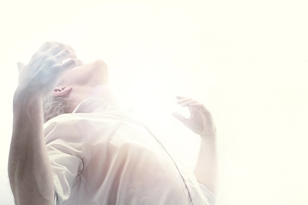 White Light by Adrian Samson