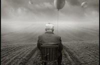 Michael Giedrojc, chair baloon