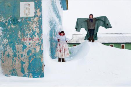 Evgenia Arbugaeva, In-the-backyard