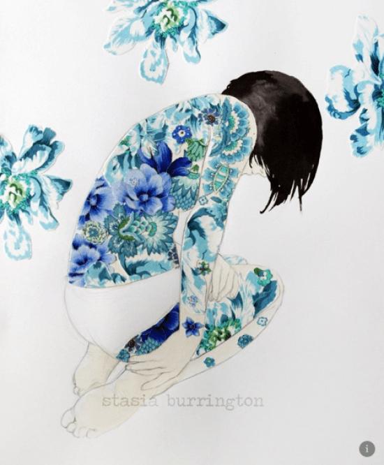 Burrington_Blue Back Piece