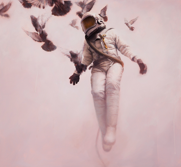 Jeremy Geddes, The White Cosmonaut