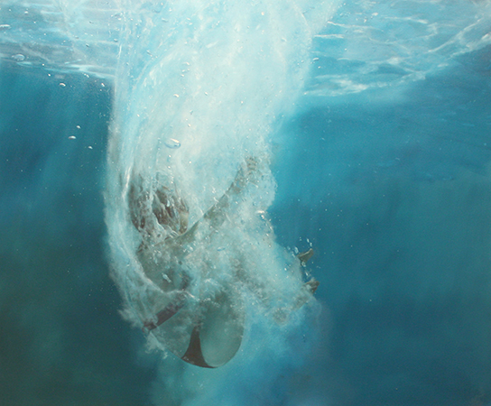 Eric Zener, Safety Net (plunge)