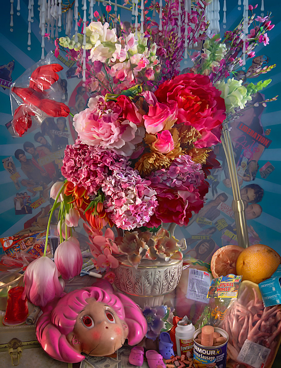 David LaChapelle, Springtime