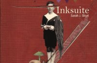 Inksuite cover, Sarah J. Sloat, dancing girl press