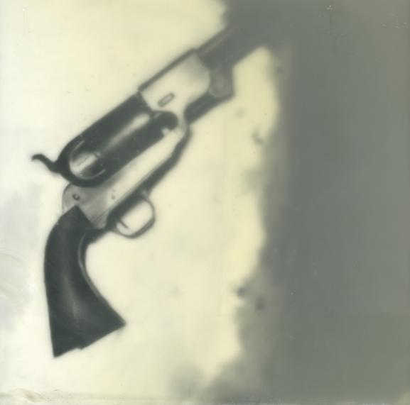 Kenichi Hoshine, gun