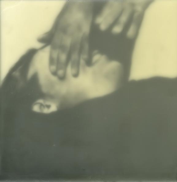 Kenichi Hoshine, untitled (hands closing eyes)