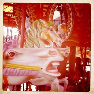 Terry Kinney, carousel