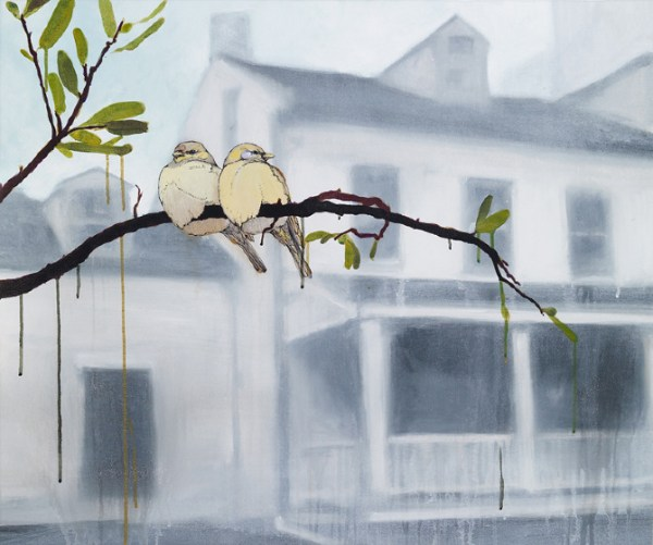 Sage Vaughn, Zuma-Goldfinches-2008