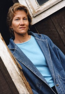Nance Van Winckel author photo