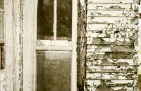 Justin Hamm, window, peeling paint, EIL