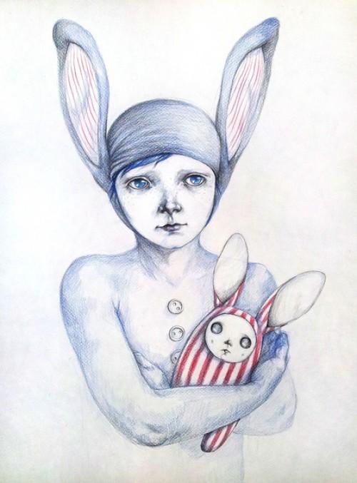 Lazarina Nedelcheva, Blue
