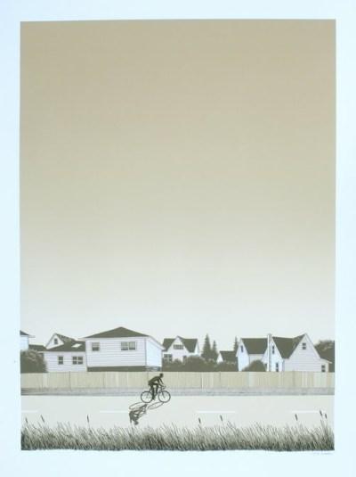 Justin Santora, ridingintothewind