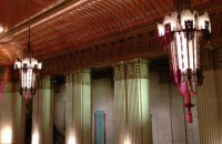 Chicago's Lyric Opera House