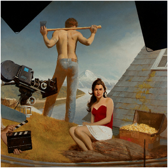 bo-bartlett-land-of-plenty_2009_82x82