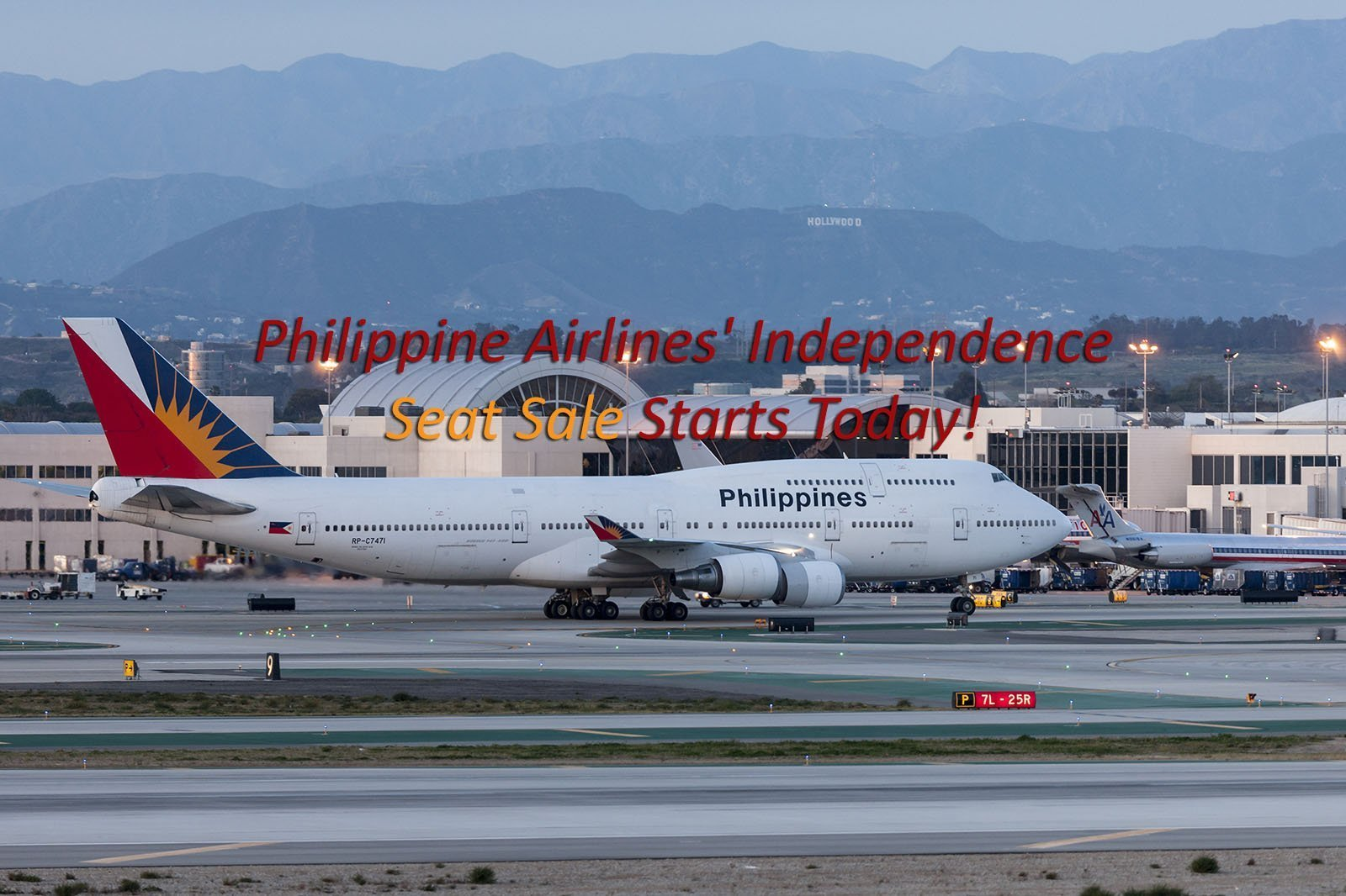 Philippine Airlines' Independence Day Seat Sale Starts Today!