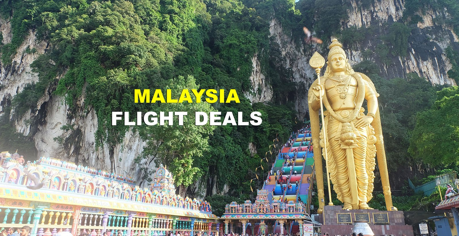 Malaysia Flight Deals: Air Asia's 18th Anniversary Seat Sale