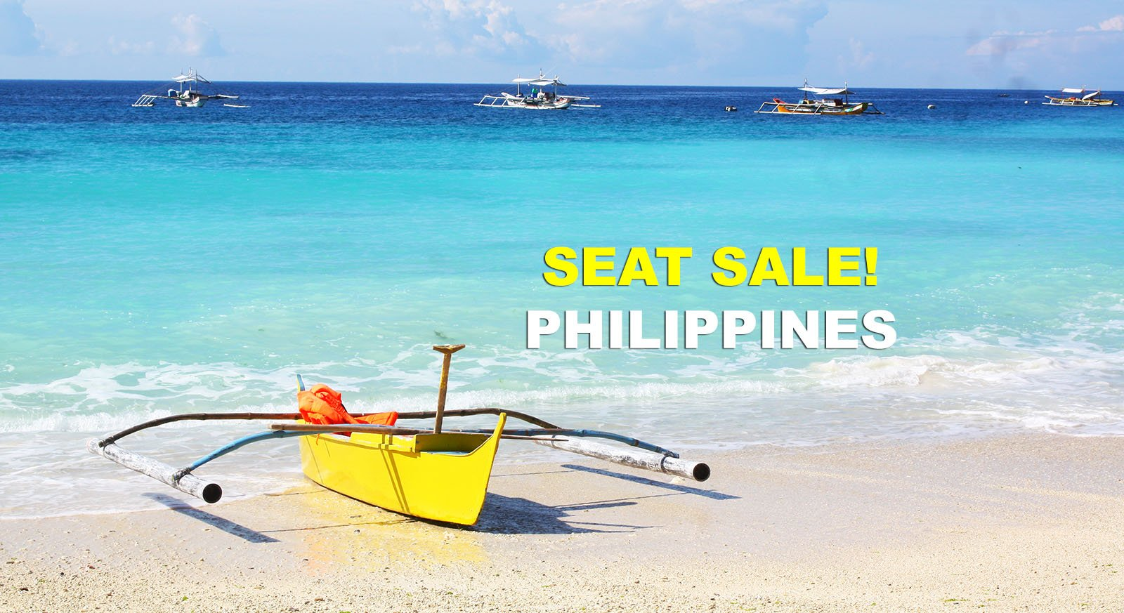 Philippines Air Asia's 18th Anniversary Seat Sale