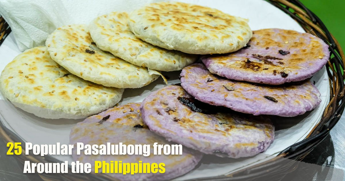 25 Popular Pasalubong from Around the Philippines