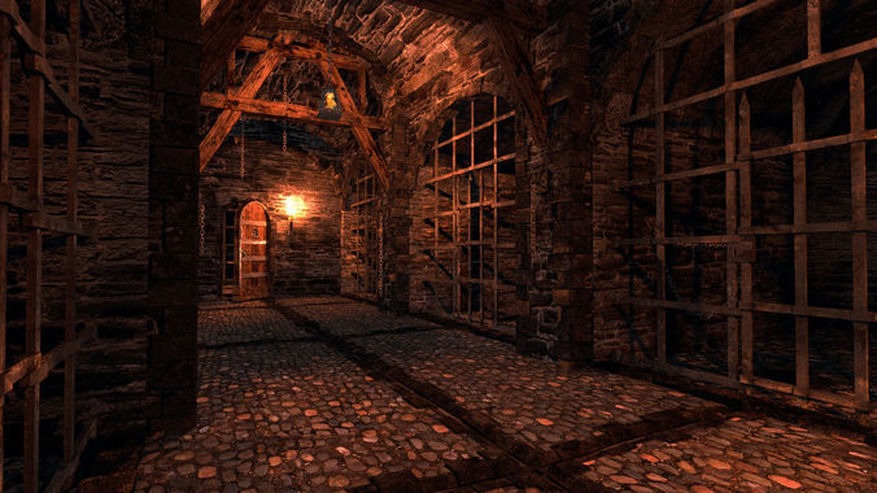medieval dungeon escape may