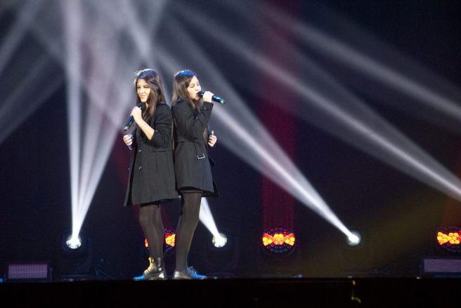 Chiara and Martina 12