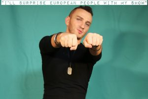 Mihai Traistraiu Eurovision Paradisio