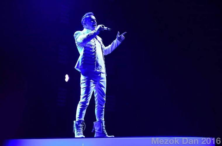 Mihai eurovision 2016