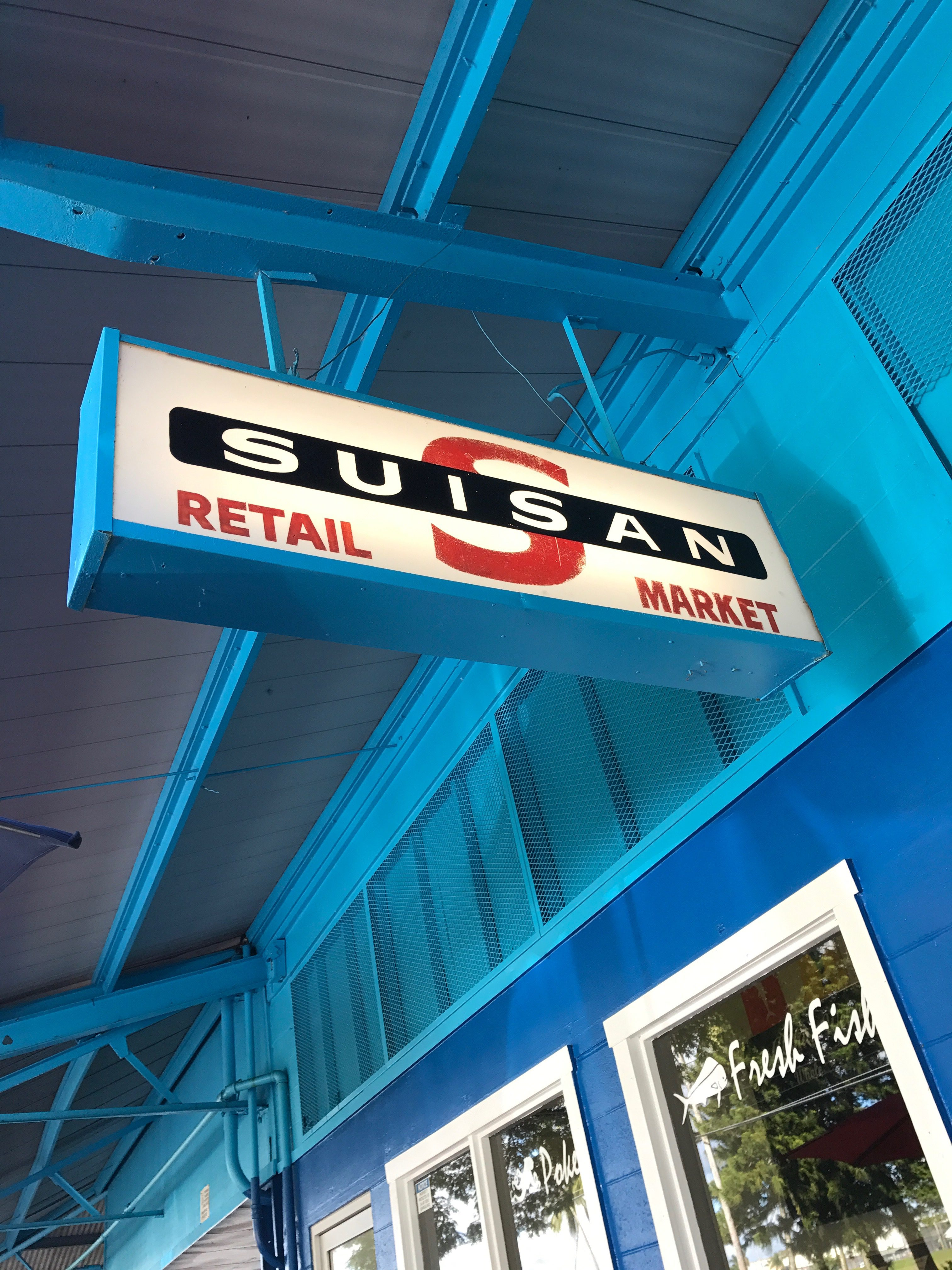 Best places to eat in hilo hawaii escape on a dime for Suisan fish market