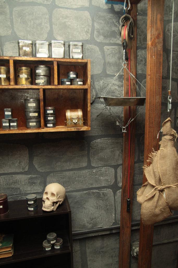 Solve the Clues Escape Room LA The Alchemist