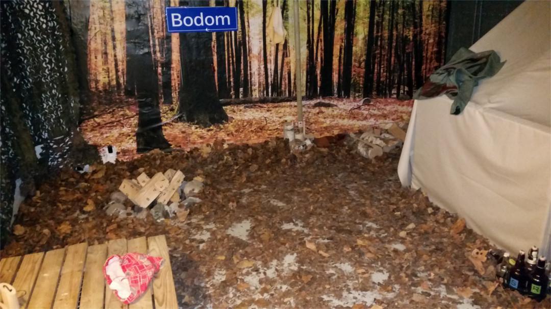 The murder of Lake Bodom  Escape Room in Helsinki Finland