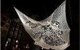 The Lace at the Amsterdam Light Festival