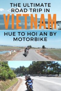 When you go to Vietnam you will see motorbikes everywhere you look. So what better place to take a road trip on one and explore this fabulous country at the same time? Find out about the great Hue to Hoi An road trip here.