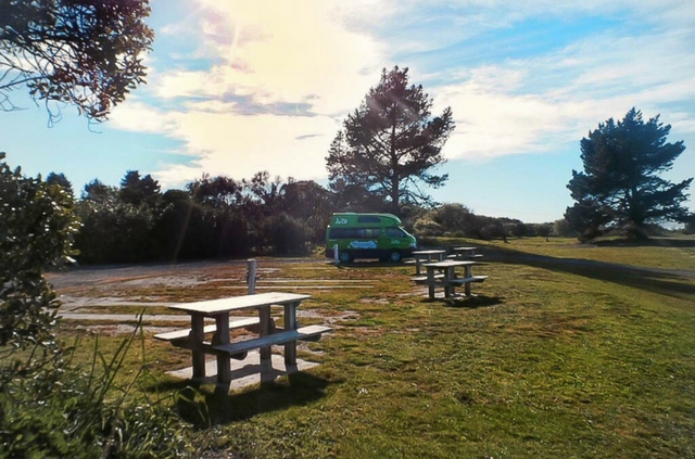 New Zealand is a beautiful place to visit no matter what time of the year. Here's my campervan survival guide for visiting in winter