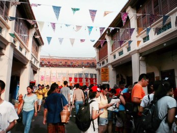 Penang is an amazing island to visit, and there's no better time that when the famous George Town Festival is on. Find out more about it here!