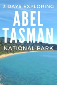 Able Tasman National Park is an absolute must on a trip to New Zealand. Find out how to spend 3 days here.
