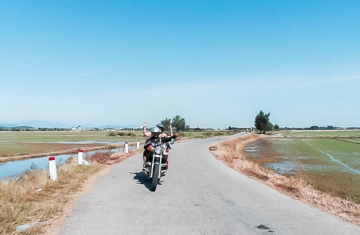 Vietnam is full of Motorbikes, so if you can't beat em' then join em'! The roads between Hue and Hoi An are perfect for a 2 wheeler road trip so check out my guide of what you'll see along the way!